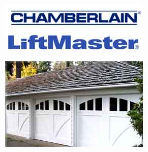 ASAP Garage Door And Gate Company Is Proud Of Being An Authorized Dealer  For Chamberlain/LiftMaster.